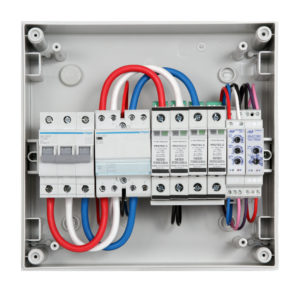 POWER PROTECTION PANEL