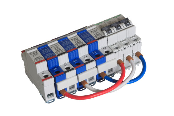 Industrial Lightning & Surge Protection
