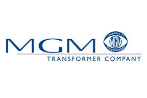 MGM Transformer Company Logo